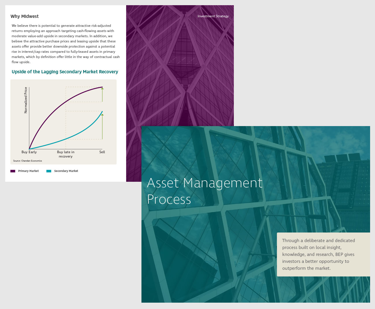 Presentation Graphic Design - Bamboo Equity Partners - #3